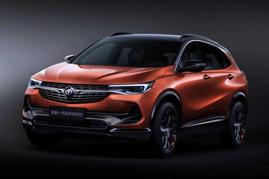 Este es el Buick Encore: Un nuevo súper-ventas por ahora para China