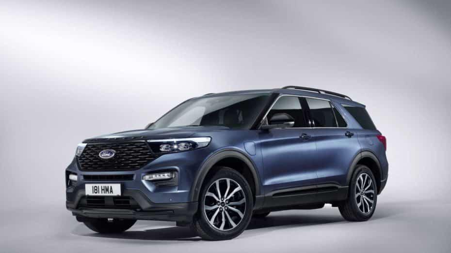 El Ford Explorer llegará a Europa en 2020