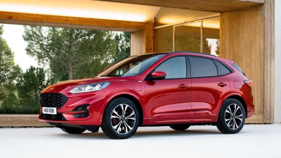 El nuevo Ford Kuga, ya a la venta: Llegan las versiones gasolina y diésel