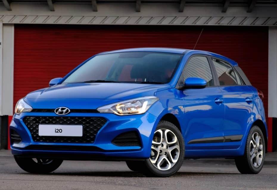 Nueva versión de acceso para el Hyundai i20