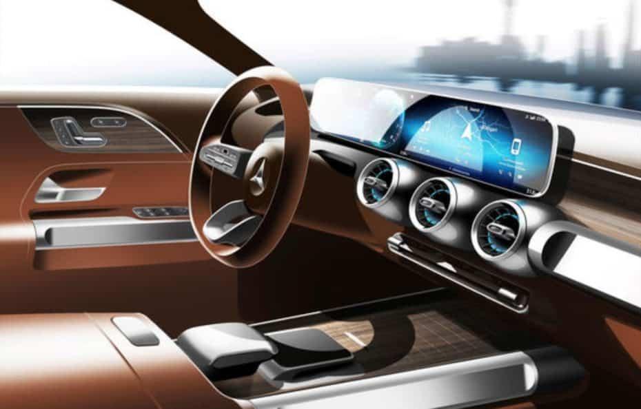 El nuevo Mercedes GLB debutará a finales de mes: ¿nuevo rival para X1 y Q3?