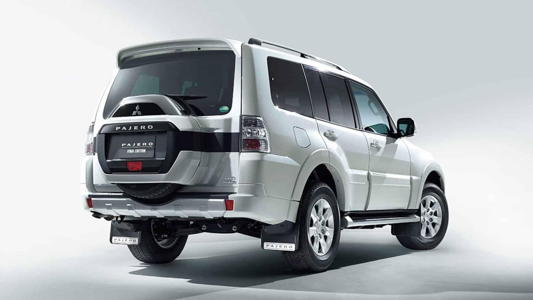 Mitsubishi Pajero Research New