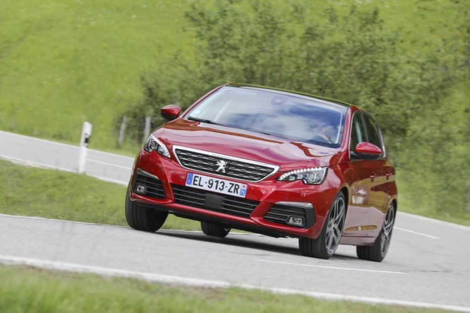 La caja automática de seis relaciones regresa al Peugeot 308