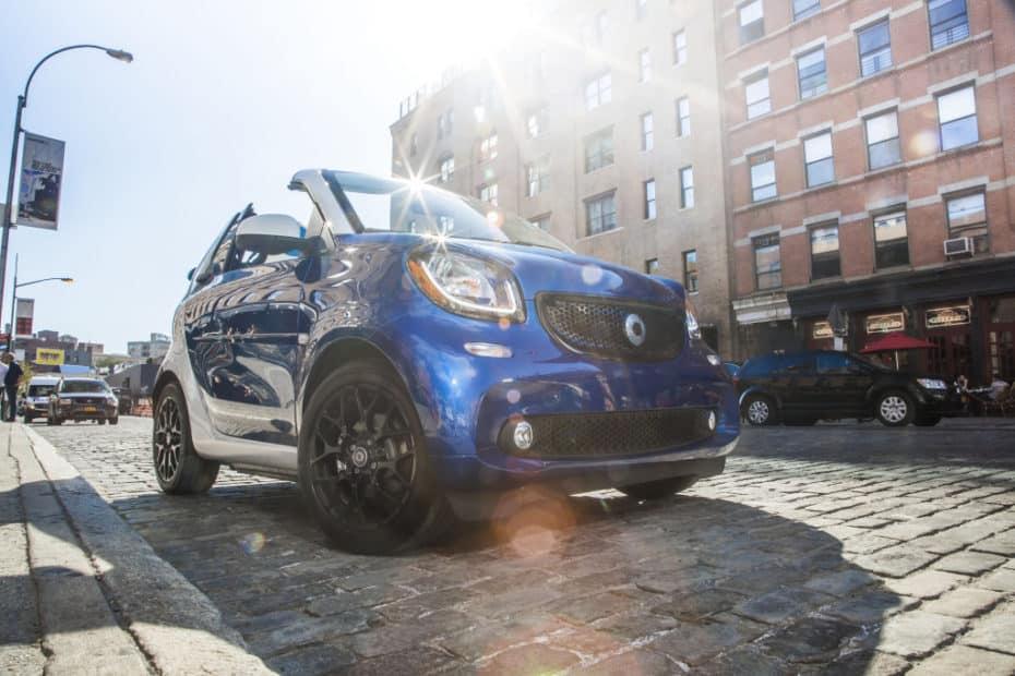 Smart dejará de vender sus coches este año en Estados Unidos