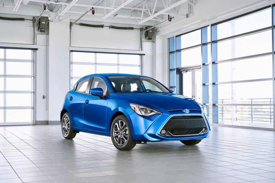 Así es el nuevo Toyota Yaris para Estados Unidos: ¿Te suena?