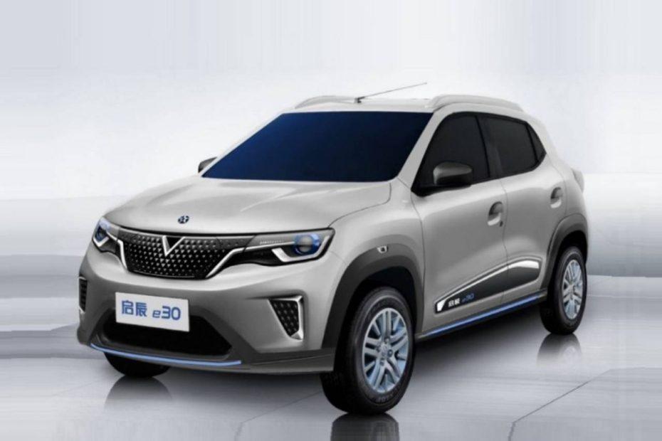 El Renault Kwid eléctrico evoluciona: Nuevo Venucia e30