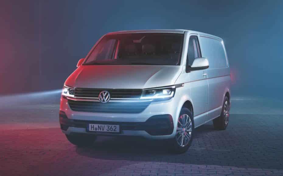 ¡Adelanto!: Así es el Volkswagen Transporter 6.1, más tecnológico, capaz e interesante