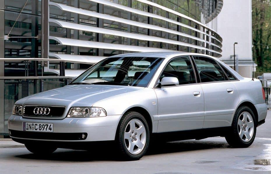 El Audi A4 cumple 25 primaveras: Las bodas de plata de un exitoso icono
