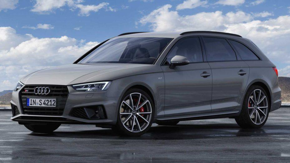 Los Audi S4 y S4 Avant también reciben el motor V6 TDI con compresor eléctrico y pegatina ECO
