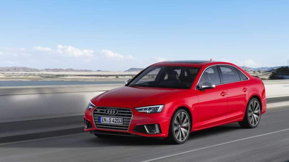 Ya a la venta el nuevo Audi S4: Con motor diésel