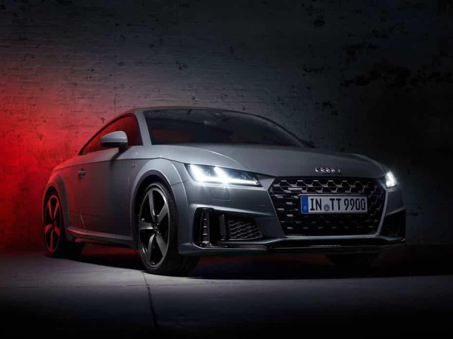 Audi TT Quantum Gray 2019: El primero de muchos Audi que tendrás que comprar online