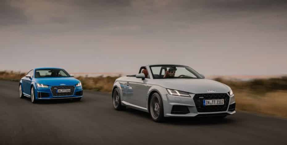 Confirmado el adiós al Audi TT: Se irá para regresar como «algo diferente»