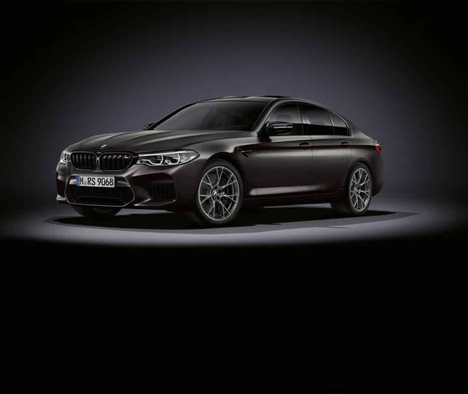 BMW M5 Edición 35 Aniversario: 350 unidades para celebrar tres décadas y media de éxitos