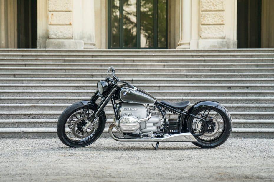 BMW Motorrad Concept R18: El arma definitiva de BMW para el Concurso de Elegancia Villa d'Este
