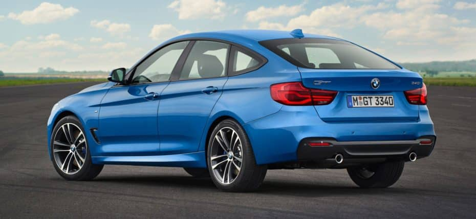 El BMW Serie 3 GT se despide y no volveremos a verlo…