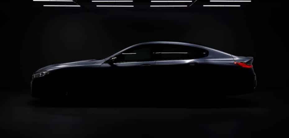 Primeros detalles del BMW Serie 8 Gran Coupé: Elegancia y más practicidad
