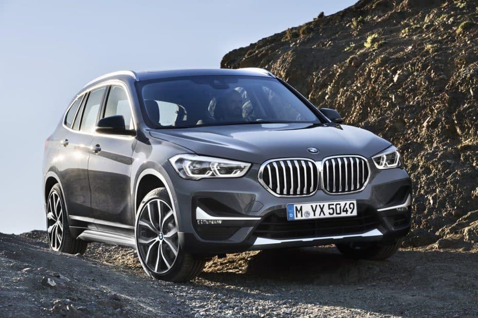 Todos los precios del renovado BMW X1 para España