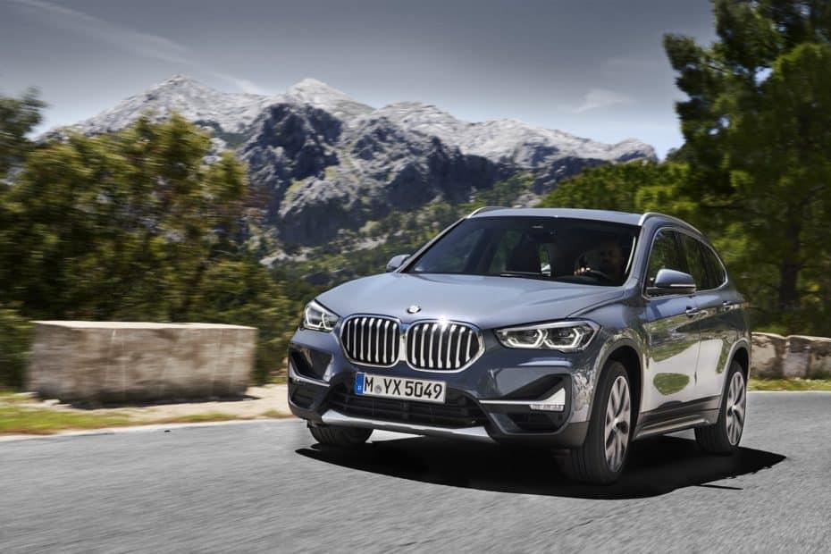 Así es el «lavado de cara» del BMW X1: Mejora en todo