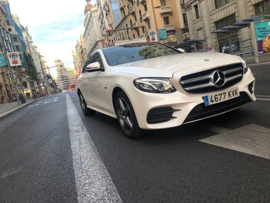 ¿Híbrido, diésel y enchufable? Llegan los Mercedes E300de a España