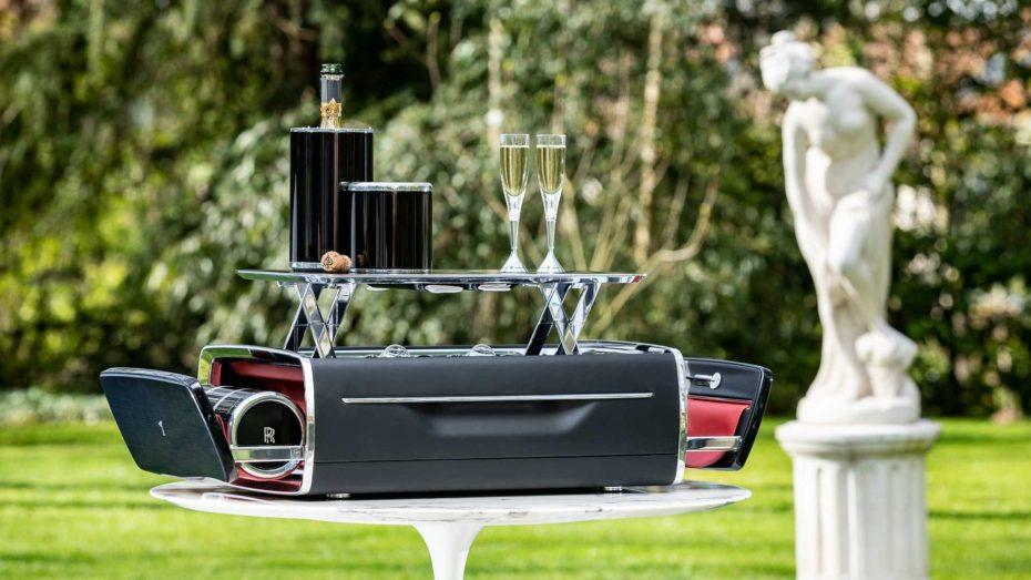Este accesorio de Rolls-Royce cuesta lo mismo que un BMW Serie 5: Cada uno tiene sus prioridades…