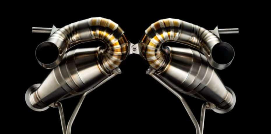 Valentino Balboni diseña el escape perfecto para el Lamborghini Aventador SVJ