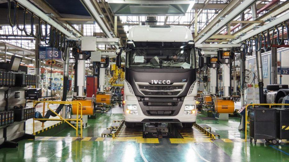La fabricación de camiones en España, de mal en peor