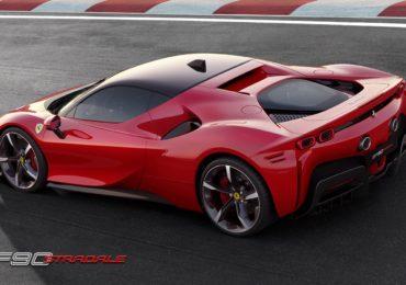 ¿El Ferrari SF90 Stradale es un rival a la altura del Rimac nevera?