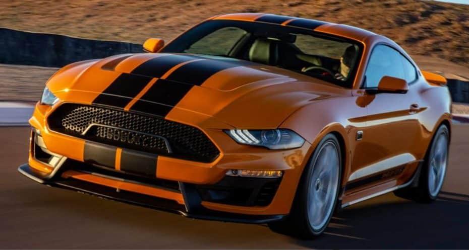 Ford Mustang Shelby GT-S: La última animalada que puedes alquilar en USA