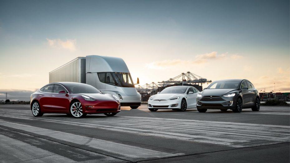 Récord de entregas para Tesla en el segundo trimestre, pero suma 1.100 M de dólares de pérdidas en 2019