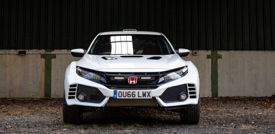 Estos Honda Civic Type R concept te van a gustar: Atento al OveRland de 400CV…