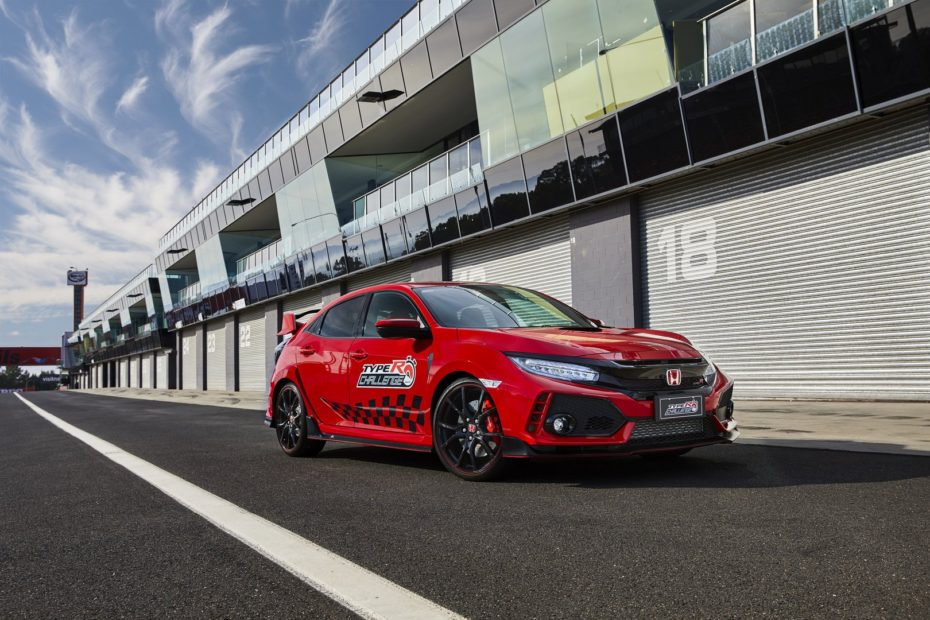 El Honda Civic Type R ha conquistado otro circuito con Jenson Button al volante