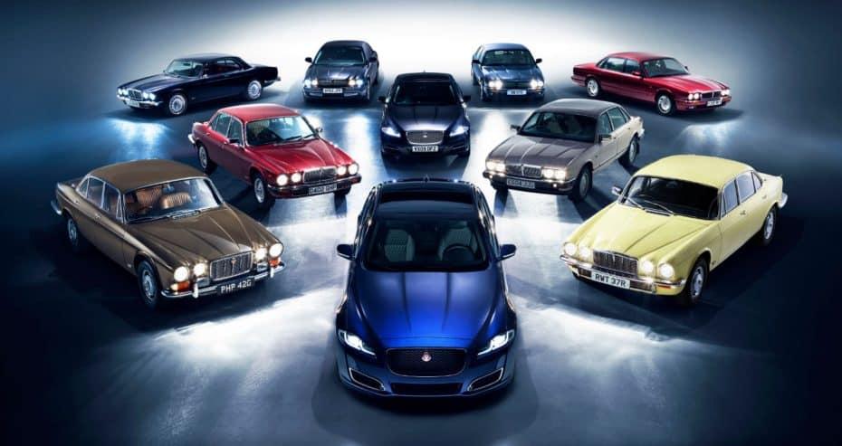 El Jaguar XJ nos dejará en Julio tras una década en el mercado pero volverá «reinventado»
