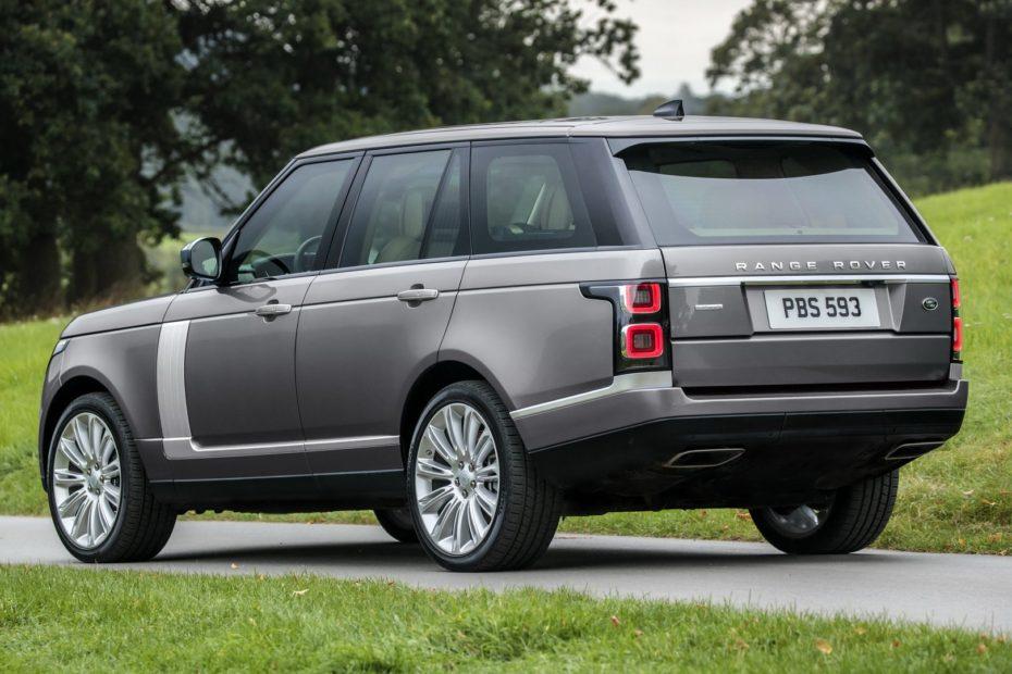 El Range Rover MY2020 recibe el nuevo motor Ingenium de 400 CV con pegatina ECO
