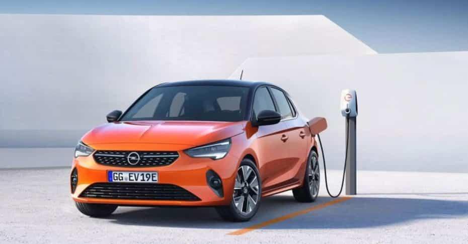 ¡Filtrado!: Así es el nuevo Opel Corsa y su variante eléctrica