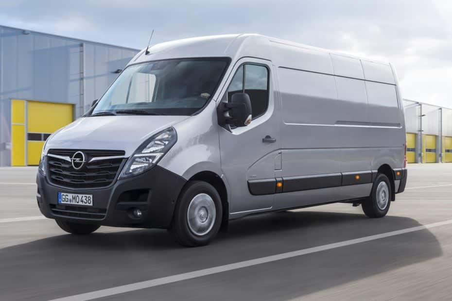 Grandes novedades en conectividad y asistencias para el Opel Movano 2019