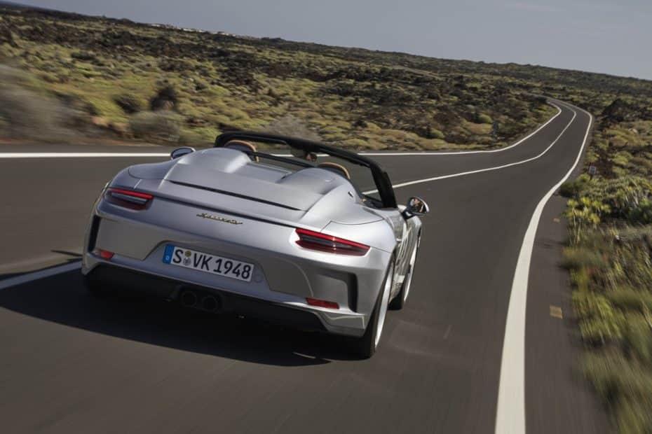 Porsche 911 Speedster: Desde 308.743 euros, es la mejor inversión que puedes hacer en 2019