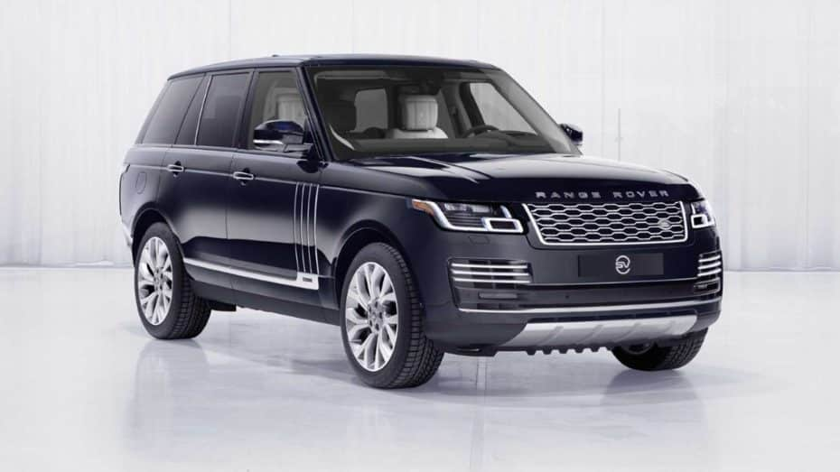 Range Rover Astronaut Edition: Solo podrás comprarlo si eres astronauta, literalmente