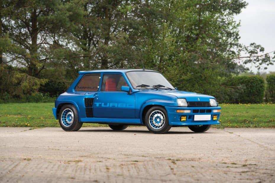 Este Renault 5 Turbo cuesta lo mismo que cuatro Mégane RS: A veces hay que tomar decisiones difíciles…