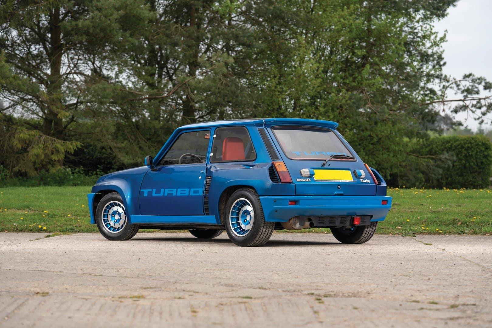 Este Renault 5 Turbo Cuesta Lo Mismo Que Cuatro Megane Rs
