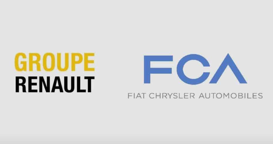 Vuelven a sonar las campanas de boda entre Renault y Fiat-Chrysler: Las acciones suben
