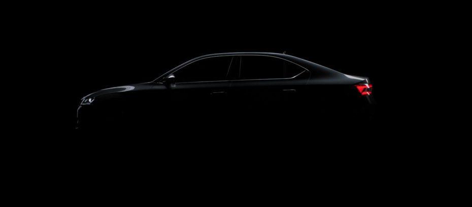 El Škoda Superb 2019 nos muestra nuevos detalles en este vídeo-teaser