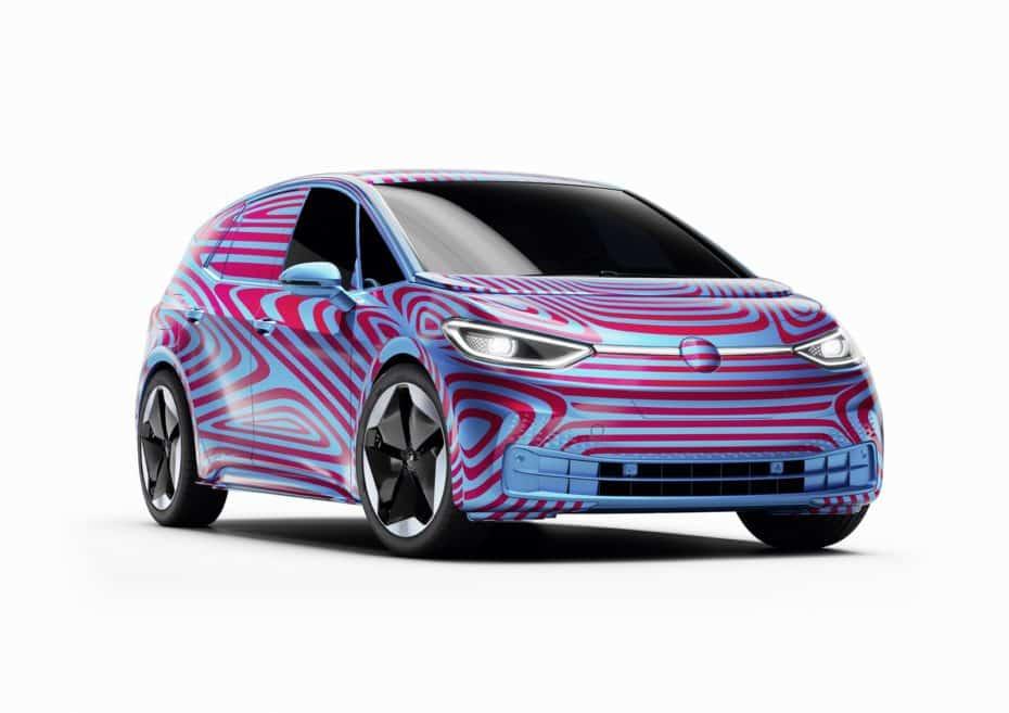 Volkswagen ID.3: Un anticipo de los precios para las baterías de 45, 58 y 77 kWh