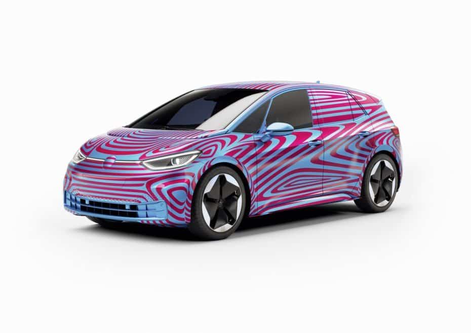 Ya conocemos la potencia del Volkswagen ID.3: Los GTI deben estar «asustados»