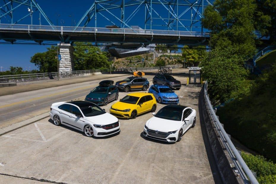 Volkswagen presenta 7 prototipos para el SoWo 2019: ¿Debería llegar alguno a producción?