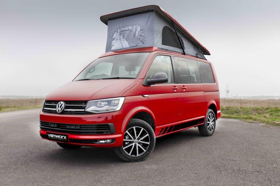 Si buscas una Volkswagen T6 «GTI» camperizada, Vanworx tiene la solución (y muchas más propuestas)