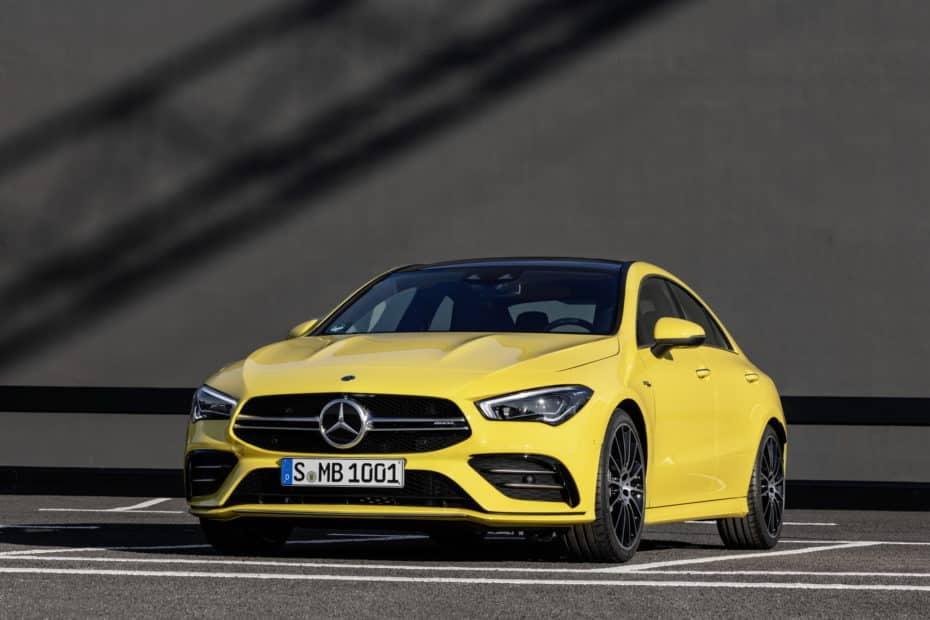 Se completa la gama Mercedes CLA: Llegan los diésel y el AMG