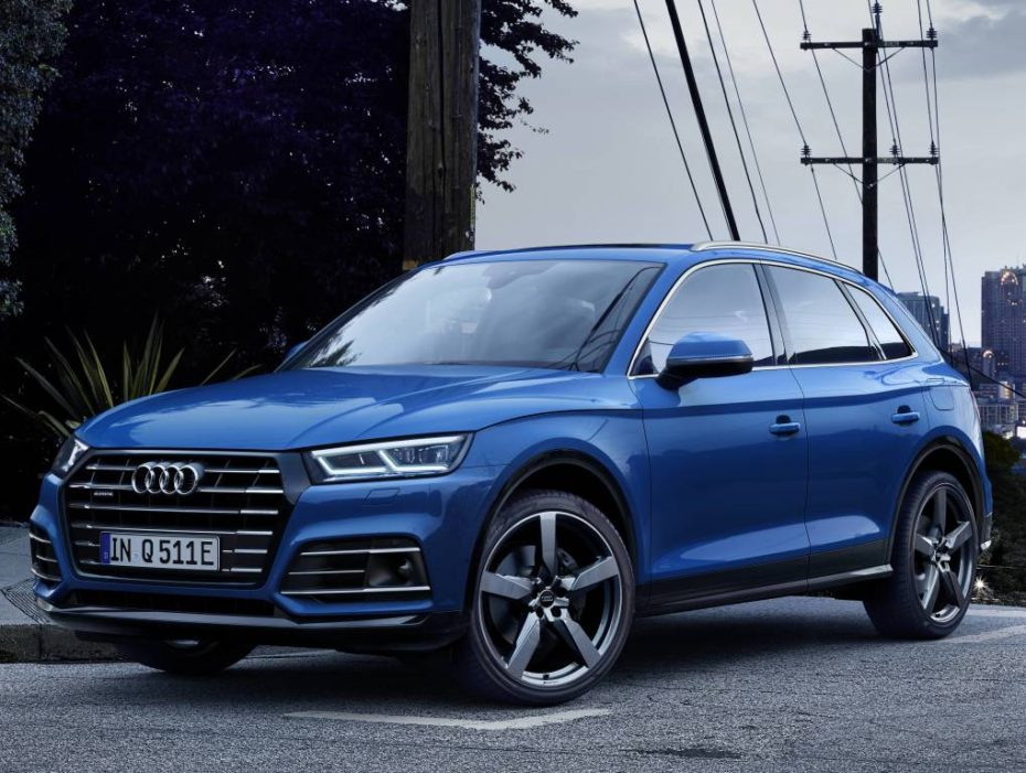 Nuevo Audi Q5 55TFSI e Quattro: ECO y rápido