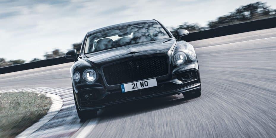 Bentley anuncia la inminente llegada el nuevo Flying Spur: «Un Audi A8 de superlujo»