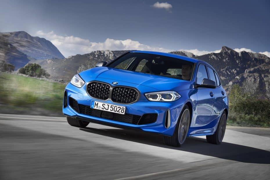 El M135i xDrive de BMW ya tiene precio: La gama Serie 1 parte de los 28.800 €