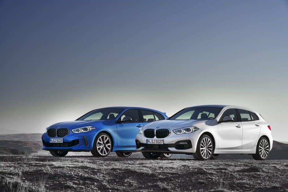 Todos los precios del nuevo BMW Serie 1: Ya puedes reservarlo